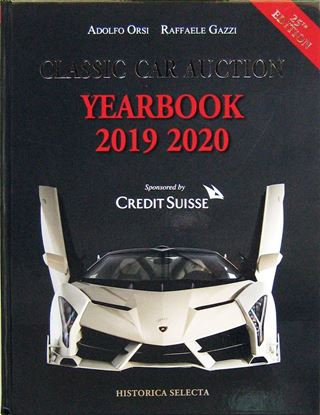 Immagine di CLASSIC CAR AUCTION 2019-2020 YEARBOOK