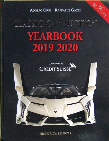 Picture of CLASSIC CAR AUCTION 2019-2020 YEARBOOK