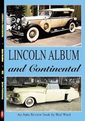 Immagine di LINCOLN ALBUM AND CONTINENTAL