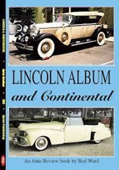 Picture of LINCOLN ALBUM AND CONTINENTAL