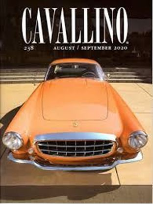 Immagine di CAVALLINO THE JOURNAL OF FERRARI HISTORY N° 238 AUGUST/SEPTEMBER 2020