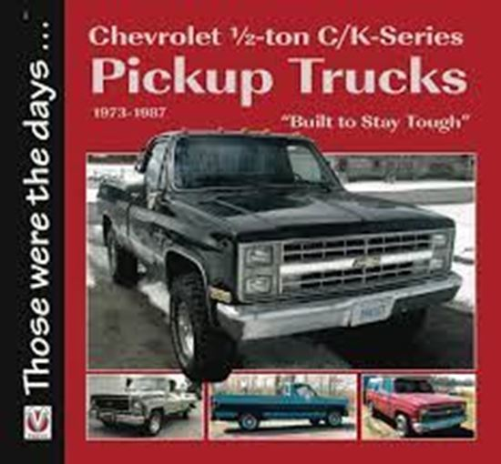 Immagine di CHEVROLET 1/2 TON C/K SERIES PICKUP TRUCKS 1973-1987