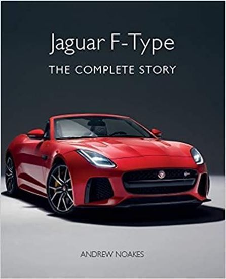 Immagine di JAGUAR F TYPE: THE COMPLETE STORY