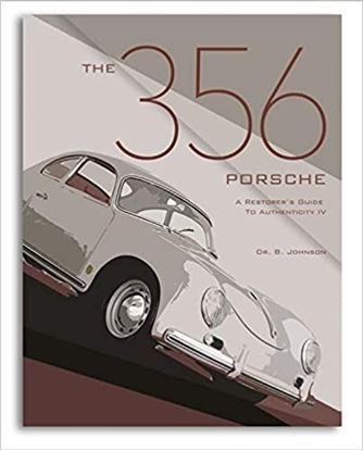 Picture of THE 356 PORSCHE A RESTORER'S GUIDE TO AUTHENTICITY Nuova Ed.2020