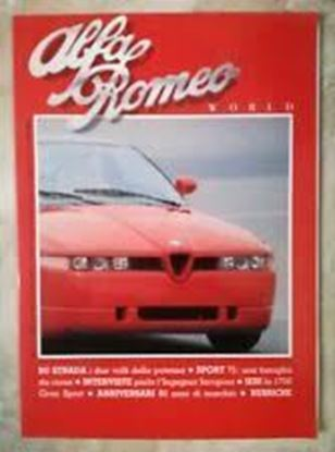 Picture of ALFA ROMEO WORLD N. 2 SETT/OTT 1990