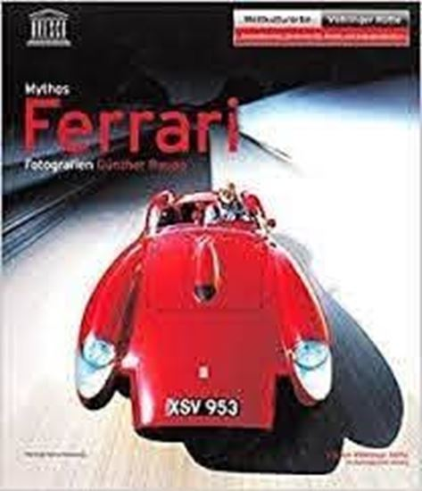 Picture of MYTHOS FERRARI: FOTOGRAFIEN GUNTHER RAUPP