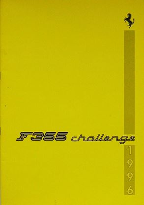 Picture of F355 CHALLENGE 1996