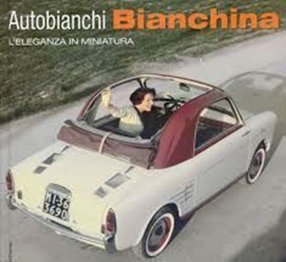 Picture of AUTOBIANCHI BIANCHINA L'ELEGANZA IN MINIATURA. Quattroruote Collection