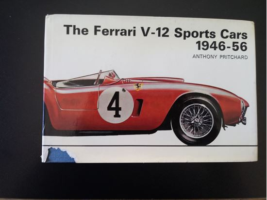 Immagine di THE FERRARI V12 SPORTS CARS 1946-1956