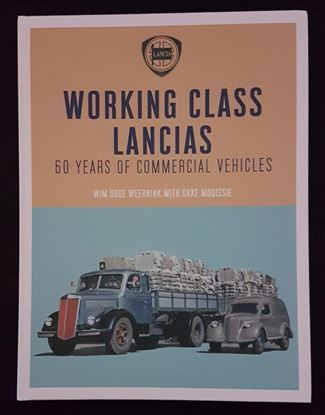 Immagine di WORKING CLASS LANCIAS: 60 YEARS OF COMMERCIAL VEHICLES