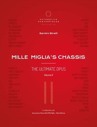 Immagine di MILLE MIGLIA'S CHASSIS - THE ULTIMATE OPUS VOLUME 2