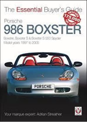 Picture of PORSCHE 986 BOXSTER: THE ESSENTIAL BUYER'S GUIDE