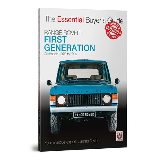 Immagine di RANGE ROVER FIRST GENERATION 1970-1996:  THE ESSENTIAL BUYER'S GUIDE