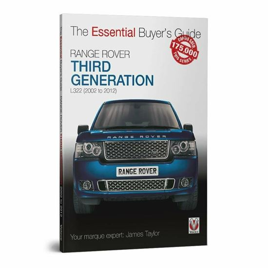 Picture of RANGE ROVER THIRD GENERATION L322 2002-2012:  THE ESSENTIAL BUYER'S GUIDE