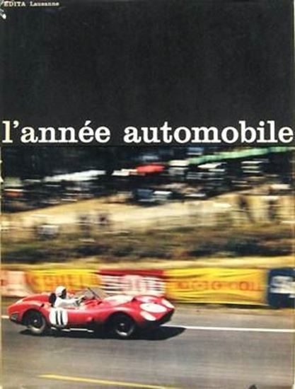 Picture of ANNEE AUTOMOBILE N.08 1960/61