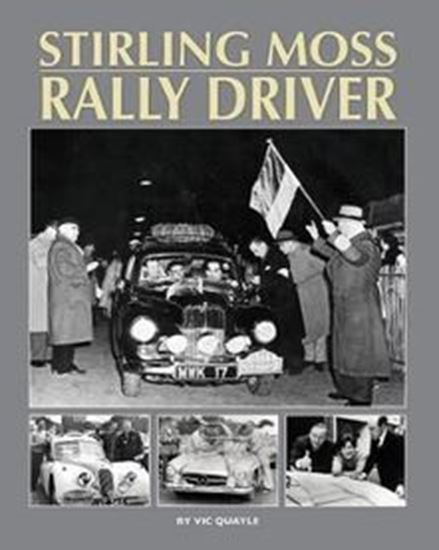 Picture of STIRLING MOSS - RALLY DRIVER