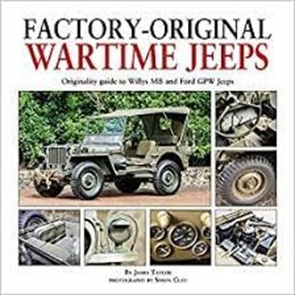 Picture of FACTORY-ORIGINAL WARTIME JEEPS: Originality Guide to  Willys MB and Ford GPW Jeeps