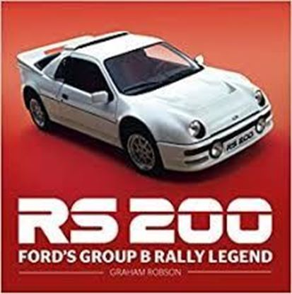 Picture of RS200: FORD'S GROUP B RALLY LEGEND