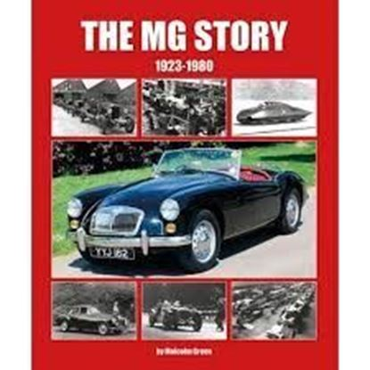 Immagine di THE MG STORY 1923-1980