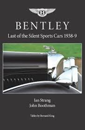 Immagine di BENTLEY: LAST OF THE SILENT SPORTS CARS 1938-9