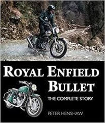 Immagine di ROYAL ENFIELD BULLET: THE COMPLETE STORY
