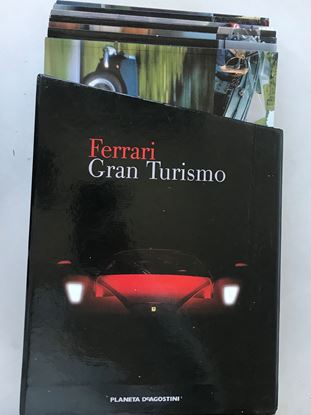 Picture of FERRARI GRAN TURISMO - 40 WEEKLY ISSUES DE AGOSTINI (IN 2 SLIPCASES)