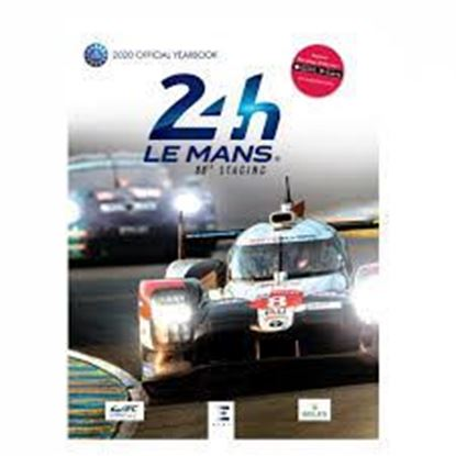 Immagine di 2020  LE  MANS 24 HOURS OFFICIAL YEARBOOK 88° Staging