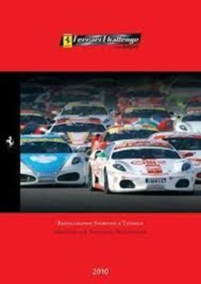 Picture of FERRARI CHALLENGE TROFEO PIRELLI 2010 SPORTING AND TECHNICAL REGULATIONS