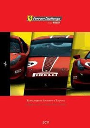 Picture of FERRARI CHALLENGE TROFEO PIRELLI 2011 SPORTING AND TECHNICAL REGULATIONS