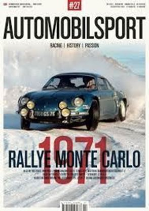 Picture of AUTOMOBILSPORT N.27: Special RALLYE MONTE CARLO 1971