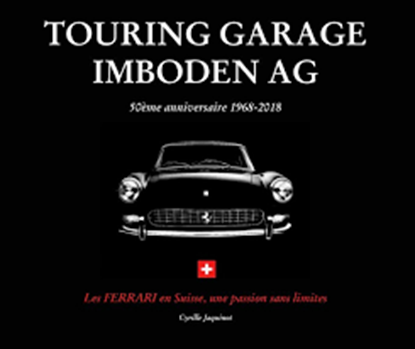 Picture of TOURING GARAGE IMBODEN AG 50eme Anniversaire 1968-2018