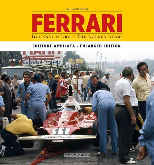 Picture of FERRARI Gli anni d'oro/The golden years - Enlarged edition - SIGNED COPY BY THE AUTHOR!