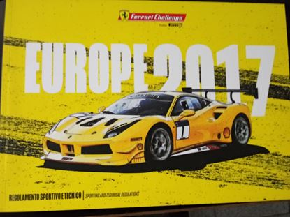 Picture of FERRARI CHALLENGE TROFEO PIRELLI 2017: SPORTING AND TECHNICAL REGULATIONS