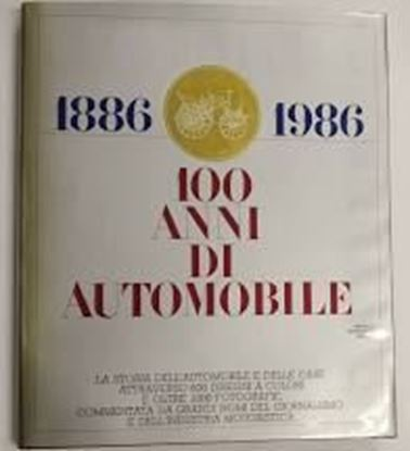 Picture of 100 ANNI IN AUTOMOBILE 1886-1986