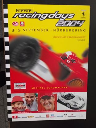 Immagine di FERRARI RACING DAYS 2004:  NURBURGRING 3-5 SEPTEMBER