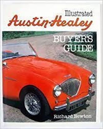 Picture of ILLUSTRATED AUSTIN HEALEY BUYER'S GUIDE