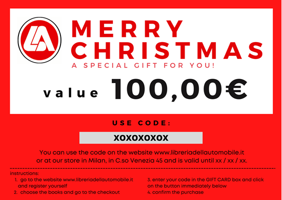 Picture of GIFT CARD VALUE OF 100,00 EURO