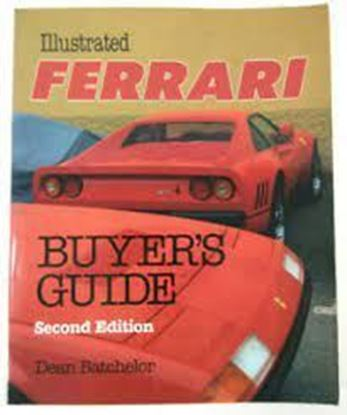 Immagine di ILLUSTRATED FERRARI BUYER'S GUIDE Ed.1986