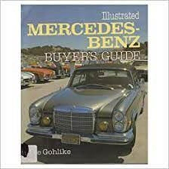 Picture of ILLUSTRATED MERCEDES BENZ BUYER'S GUIDE