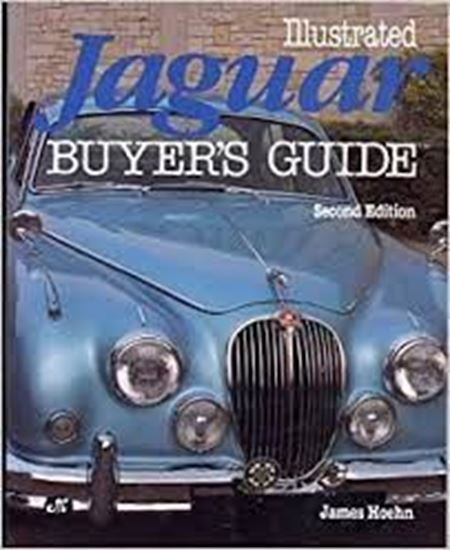 Picture of ILLUSTRATED JAGUAR BUYER'S GUIDE