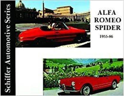 "Picture of ALFA ROMEO SPIDER 1955/86 ""Schiffer Automotive Series"""