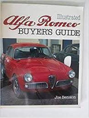 Picture of ILLUSTRATED ALFA ROMEO BUYER'S GUIDE