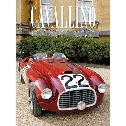 Picture of CAVALLINO THE JOURNAL OF FERRARI HISTORY N° 240 DEC.2020/JAN.2021
