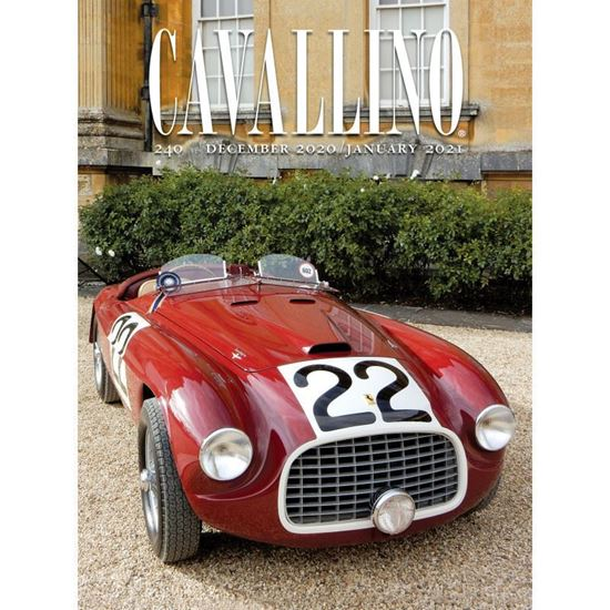 Immagine di CAVALLINO THE JOURNAL OF FERRARI HISTORY N° 240 DEC.2020/JAN.2021