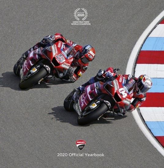 Picture of DUCATI 2020 OFFICIAL YEARBOOK