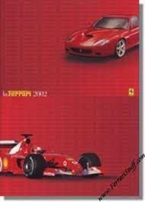 Picture of LA FERRARI 2002 (N.1778/02)