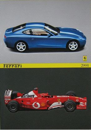 Picture of LA FERRARI 2004 (N.2018/04)