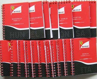 Picture of FERRARI MEDIA BOOK 2013