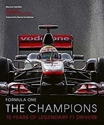 Immagine di FORMULA ONE THE CHAMPIONS: 70 YEARS OF LEGENDARY F1 DRIVERS