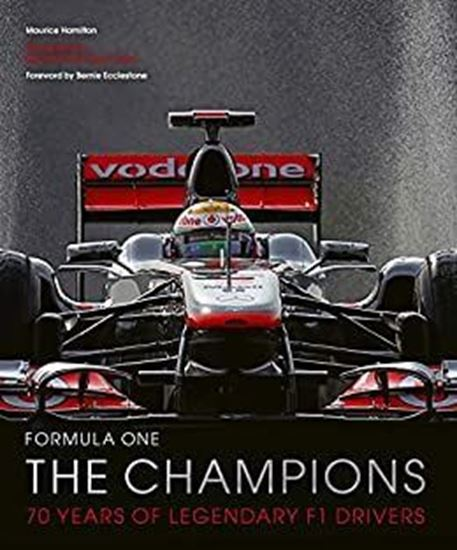 Picture of FORMULA ONE THE CHAMPIONS: 70 YEARS OF LEGENDARY F1 DRIVERS